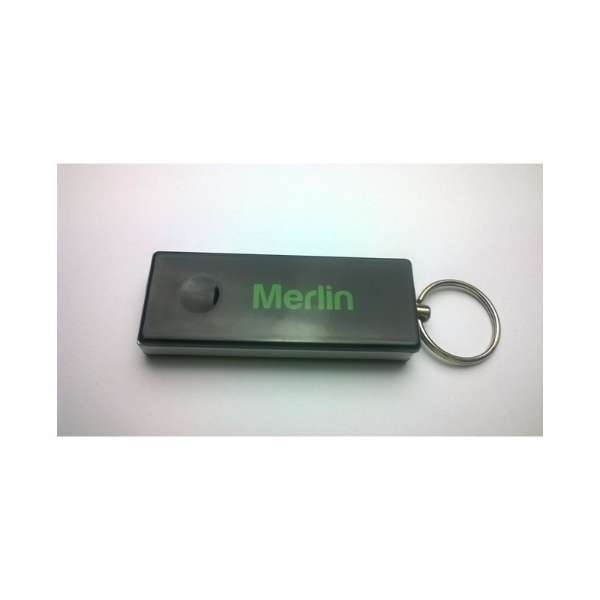 Merlin E950M 4 Button Key-Ringed Style Remote With Sliding Cover