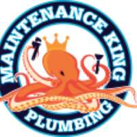 Maintenance King Plumbing Logo