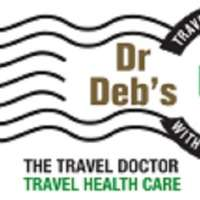 Dr Deb The Travel Doctor Logo