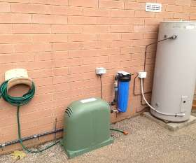 Water Pumps Sales & Repairs Adelaide SA - Taylor Made Tanks