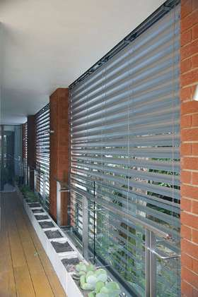 Sure Shade - External Venetian Blinds