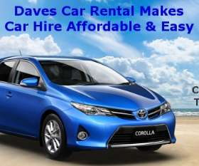 Daves Car Rental