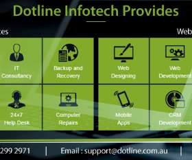 Ultrasound Reporting Software | Dotline Infotech Pty Ltd