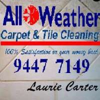 All Weather Carpet & Tile Cleaning Logo