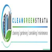 Clean Green Strata Logo