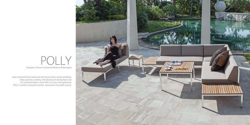 MAMAGREEN Outdoor Furniture Releases 2016/17 Polly Range