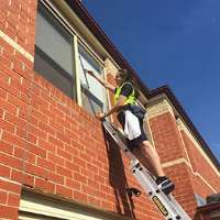 JSA Window Cleaning Melbourne Logo