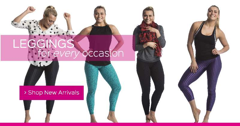 Female For Life Release 2016/17 Leggings Collections