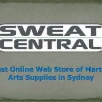 Sweat Central Logo