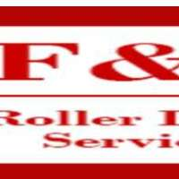 F and J Roller Door Service Logo