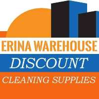 Erina Warehouse Cleaning Supplies Logo