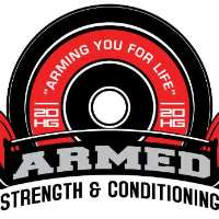 Armed Strength & Conditining Logo