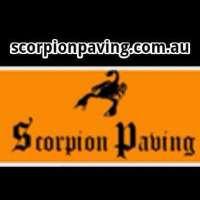 Scorpion Paving Logo