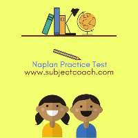 Subject Coach - Naplan Practice Test Logo