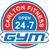 Carlton Fitness Gym Logo