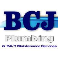 BCJ Plumbing & 24/7 Maintenance Services Logo