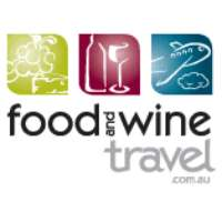 Food and Wine Travel Logo