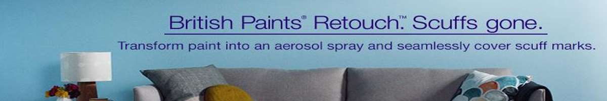 British Paints Banner