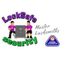 Lock Safe Security Logo