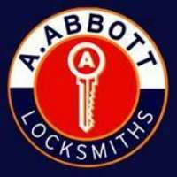 A.Abbott Locksmiths Logo