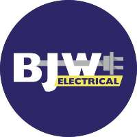 BJW Electrical Contractors Logo