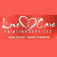 Love & Care Painting Logo