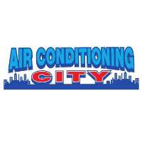Air Conditioning City Logo