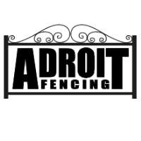 Adroit Fencing Logo
