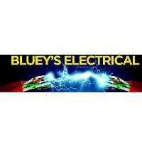 Bluey's Electrical Logo