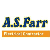 AS Farr Electrical Contractor Logo