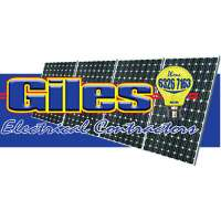 Giles Electrical Contractors Logo