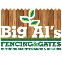 Big Al's Fencing & Gates Logo