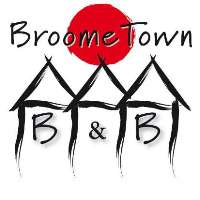 BroomeTown Bed And Breakfast Logo