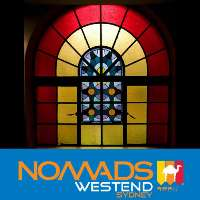 Nomads Westend Backpackers Logo