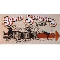 Bond Springs Outback Retreat Logo