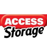 Access Self Storage & Removals Logo