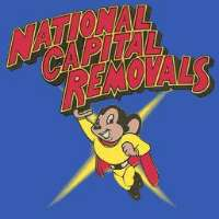 National Capital Removals Logo