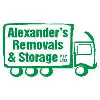 Alexander's Removals & Storage Pty Ltd Logo