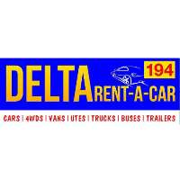 Delta Rent-A Car Logo