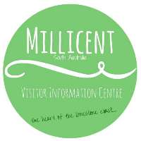 Millicent Visitor Information Centre Logo