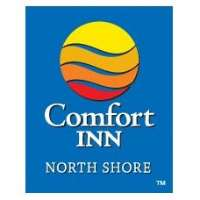 Comfort Inn North Shore Logo