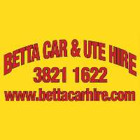 Betta Car & Ute Hire Logo