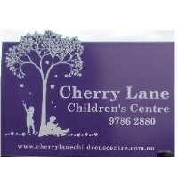 Cherry Lane Children Centre Logo