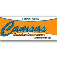 Camsas Cleaning Contractors Logo
