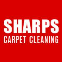 Sharp's Carpet Cleaning Logo