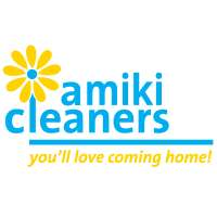 Amiki Cleaners Logo