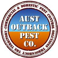 Outback Pest Co Logo