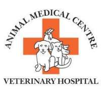 Animal Medical Centre Veterinary Hospital Logo
