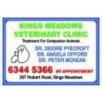 Kings Meadows Veterinary Clinic Logo