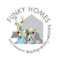 Funky Homes Logo